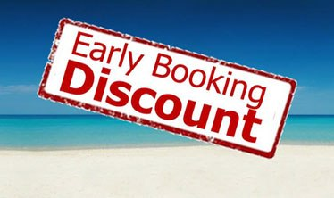 Oferte Early Booking Discount